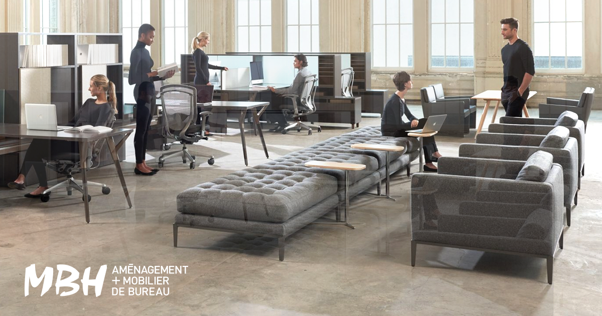 mobilier de bureau d 39 occasion montreal. Black Bedroom Furniture Sets. Home Design Ideas