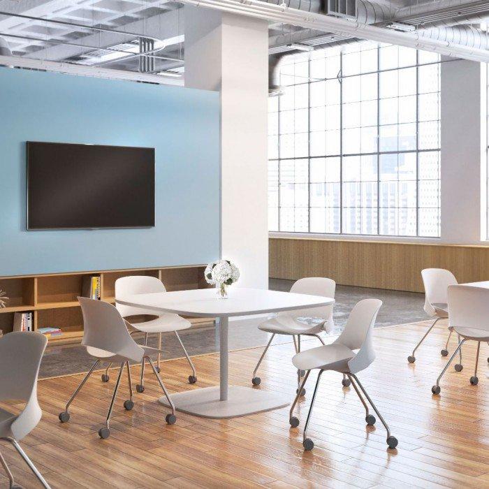 humanscale mobilier de bureau mbh. Black Bedroom Furniture Sets. Home Design Ideas